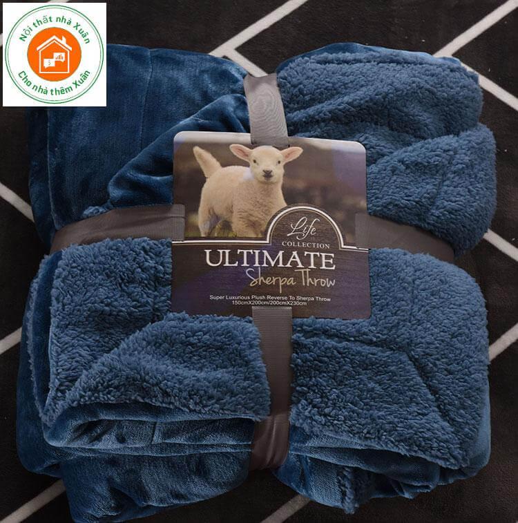 Chăn lông cừu Ultimate